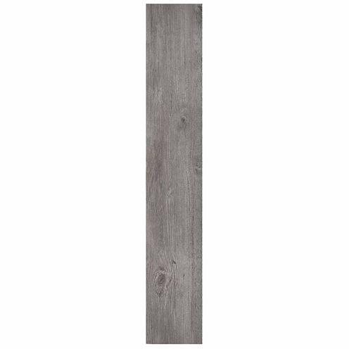 Nexus Light Grey Oak 6x36 Self Adhesive Vinyl Floor Planks - 10 Planks/15 Sq Ft.