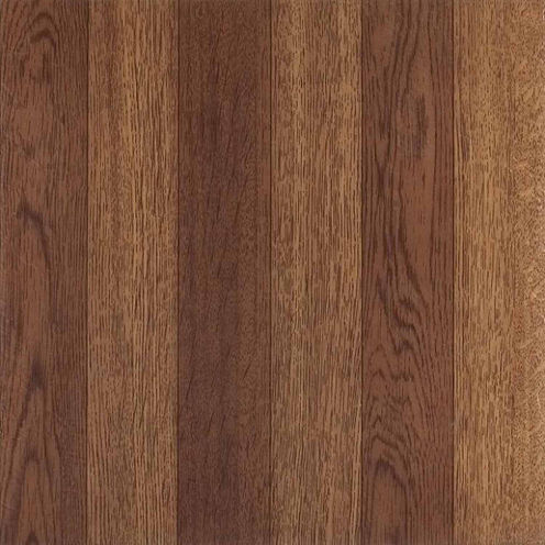 Nexus Medium Oak Plank-Look 12x12 Self Adhesive Vinyl Floor Tile - 20 Tiles/20 Sq Ft.