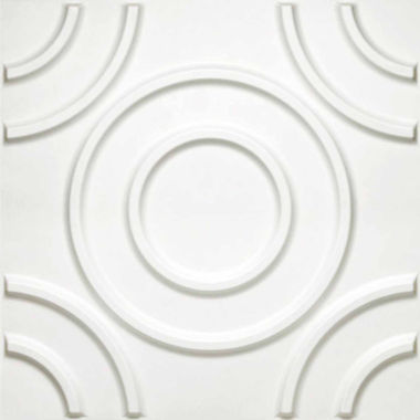 jcpenney.com | Donny Osmond Circles 19.6x19.6 Self Adhesive Wall Tile - 10 Tiles/26.70 Sq Ft.