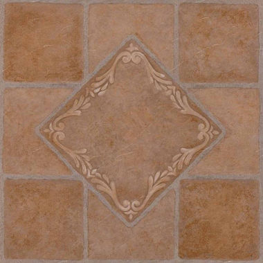 jcpenney.com | Nexus South West Ceramic 12x12 Self Adhesive Vinyl Floor Tile - 20 Tiles/20 Sq Ft.