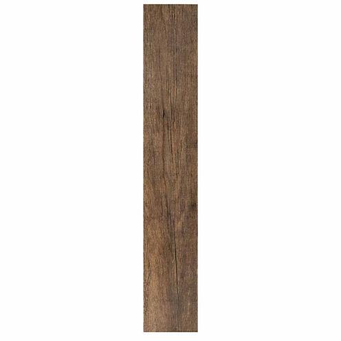 Tivoli Ii Espresso 6x36 Self Adhesive Vinyl Floor Planks - 10 Planks/15 Sq Ft.