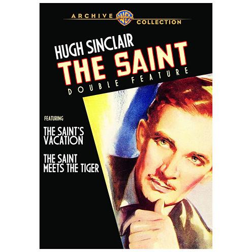 The Saint Double Feature