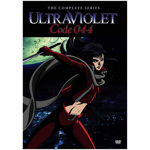 Ultraviolet Code 44 The Complete First Season