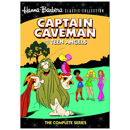 Captain Caveman And The Teen Angels: The CompleteSeries