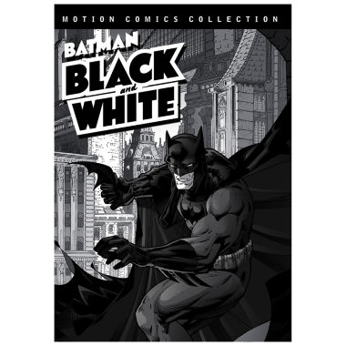 jcpenney.com | Batman Black And White Motion Comics Collection