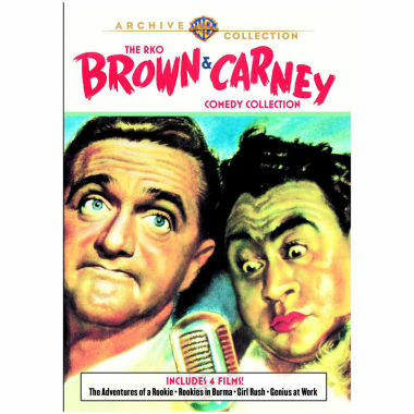jcpenney.com | Rko Brown & Carney Comedy Collection