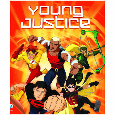 jcpenney.com | Young Justice: The Complete First Season Blu-Ray