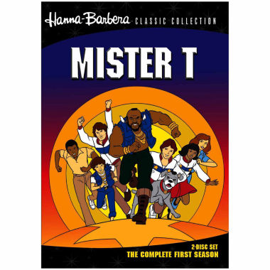 jcpenney.com | Mister T: The Complete First Season Animated Series