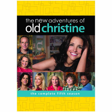 jcpenney.com | The New Adventures Of Old Christine: The CompleteFifth Season