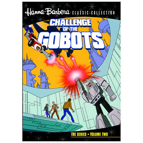Challenge Of The Gobots: The Series