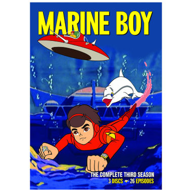 jcpenney.com | Marine Boy: The Complete Third Season
