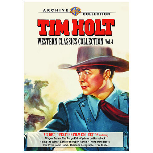 Tim Holt Western Classics Collection: Volume Four