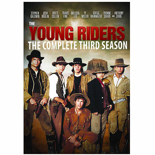 Young Riders: The Series