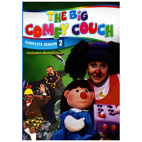 The Big Comfy Couch - The Complete Series