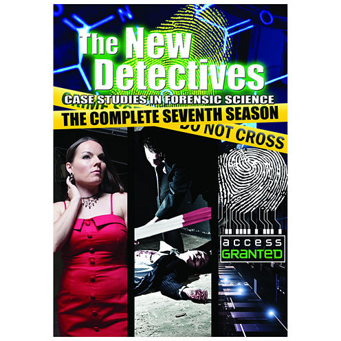 New Detectives: The Complete Series