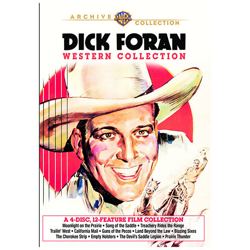 Dick Foran Western Collection