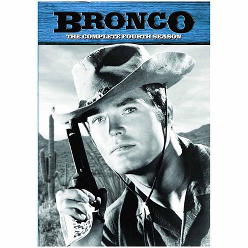 Bronco: The Complete Fourth Season