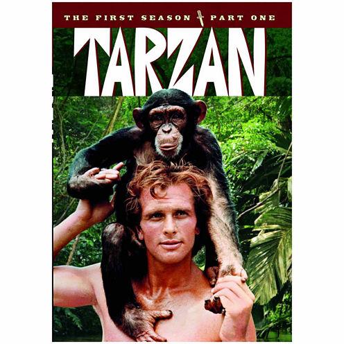 Tarzan - Season One: Part One