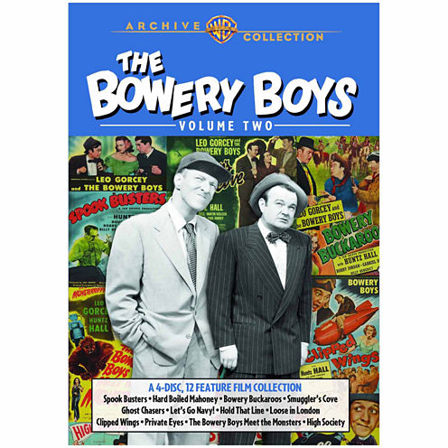 Bowery Boys: Volume Two