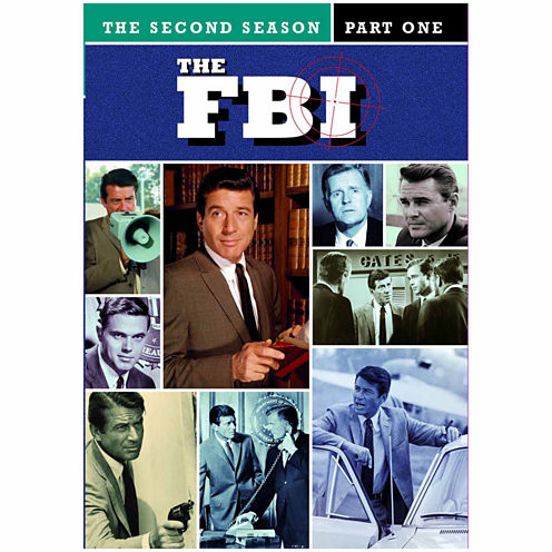 The FBI: The Second Season, Part One (4 Discs)