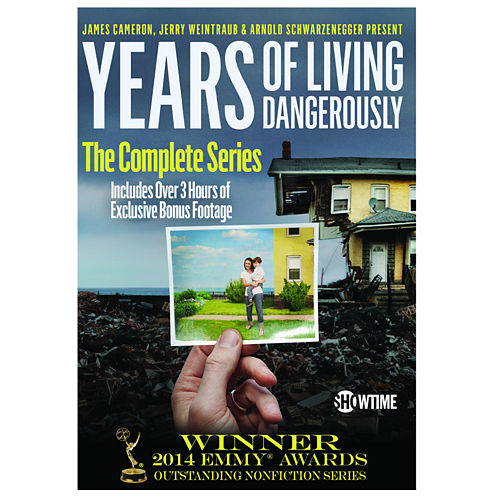 Years Of Living Dangerously -- The Complete Showtime Series