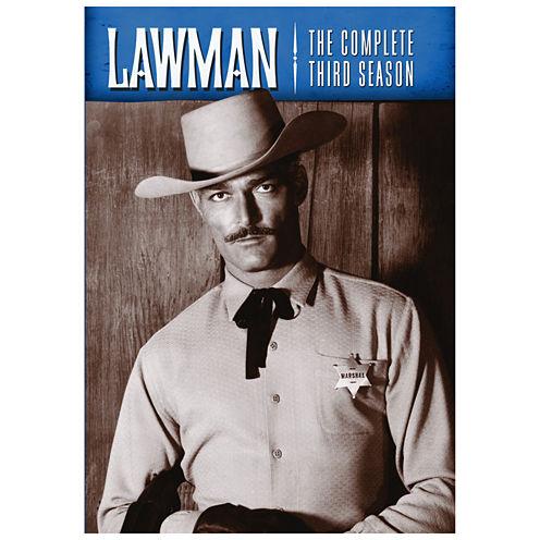 Lawman: The Complete Third Season