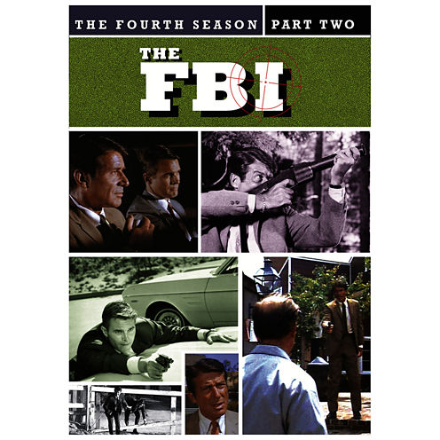 The FBI: The Complete Fourth Season - DVD