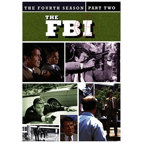 The FBI: The Complete Fourth Season - DVD