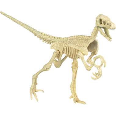 jcpenney.com | Smithsonian Toy Skeleton 3D Puzzle Velociraptor - 10 pieces
