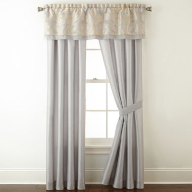 jcpenney.com | Home Expressions Carlisle Rod-Pocket Curtain Panel