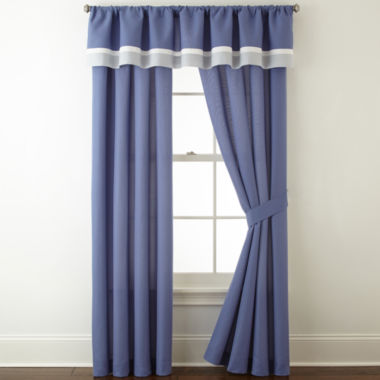 jcpenney.com | Home Expressions Claire Rod-Pocket Curtain Panel
