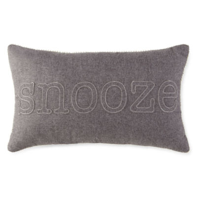 JCPenney Home Oblong Throw Pillow