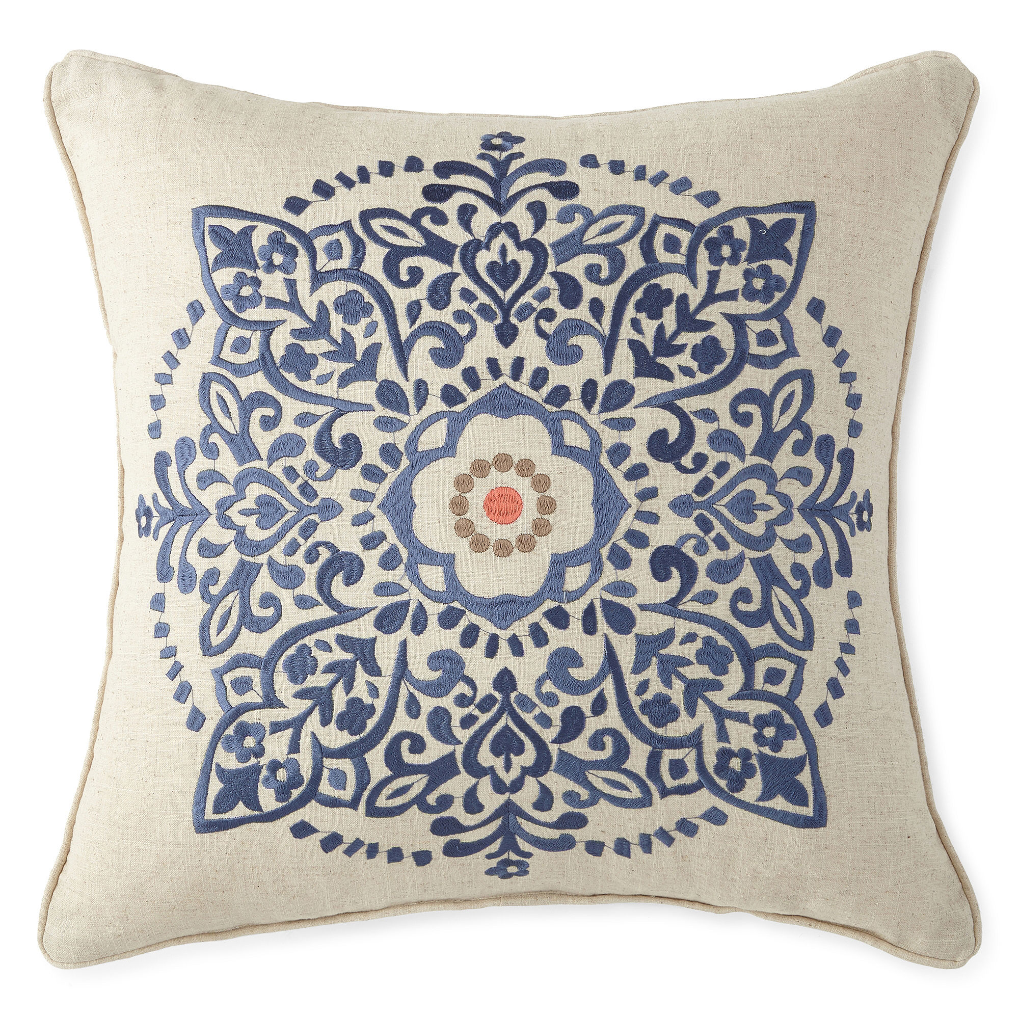 Jcpenney Home Decorative Pillow : JCPenney Home Square Throw Pillow Shop at Ebates