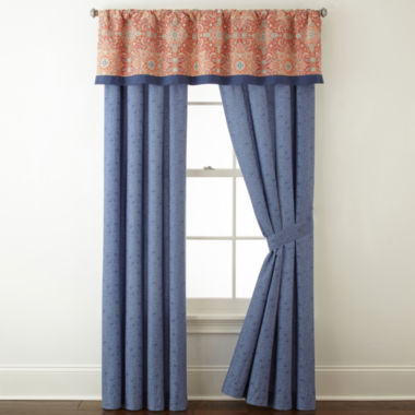jcpenney.com | JCPenney Home Adeline 2-pack Curtain Panels