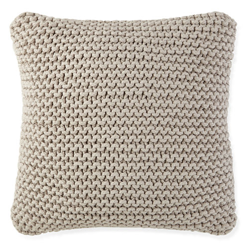 Throw Pillows John Lewis : JCPenney Home Square Throw Pillow - JCPenney