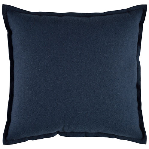 Vanderbilt Square Pleat Decorative Pillow