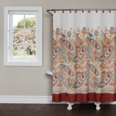 jcpenney.com | Saturday Knight Persia Shower Curtain