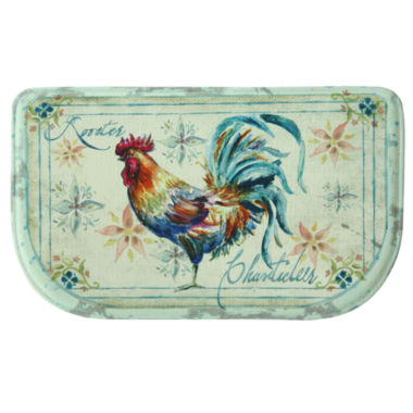 jcpenney.com | Bacova Guild Watercolor Rooster Printed Wedge Anti-Fatigue Rugs