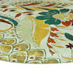 Bacova Guild Boho Floral Wedge Kitchen Mat