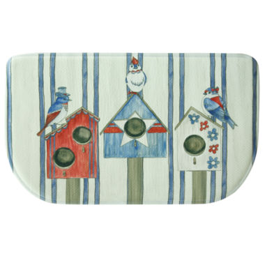 jcpenney.com | Bacova Guild Bird House Americana Printed Wedge Anti-Fatigue Rugs