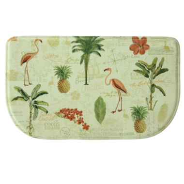 jcpenney.com | Bacova Guild Floridian Toss Printed Wedge Anti-Fatigue Rugs