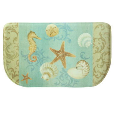 jcpenney.com | Bacova Guild Ocean Kitchen Printed Wedge Anti-Fatigue Rugs