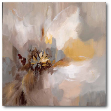 jcpenney.com | Petals Whisper Canvas Wall Art