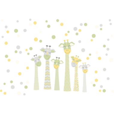 jcpenney.com | Wall Pops Meet The Fitzgeralds Wall Art Decal Kit