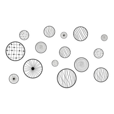 jcpenney.com | Wall Pops Fantasy Circles Wall Decal