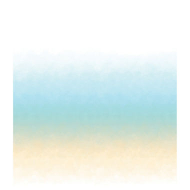 jcpenney.com | Horizon Turquoise Wall Mural