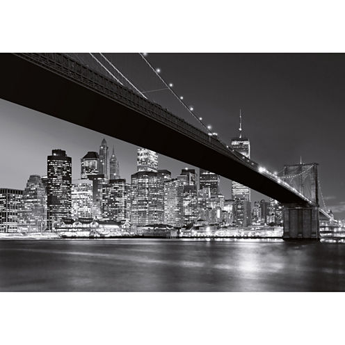 Brooklyn Bridge NY Wall Mural