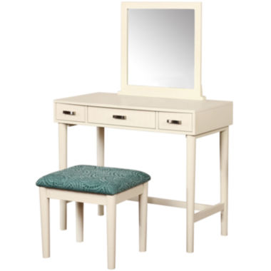 jcpenney.com | Garbo 2-pc. Vanity With Bench