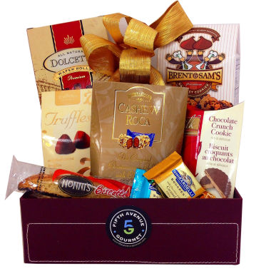 jcpenney.com | Fifth Avenue Gourmet Delights Chocolate Gift Set