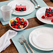 Corelle Boutique Cherish 42-pc. Dinnerware Set